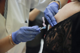 El Gobierno se prepara para la gripe con más de 4,7 millones de vacunas