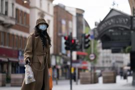 Reino Unido confirma 627 nuevas víctimas por coronavirus