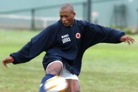 Detenido el exfutbolista Edwin Congo en una operación antidroga