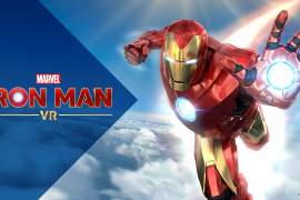 Marvel's Iron Man VR llegará el próximo 3 de julio en exclusiva para PlayStation 4