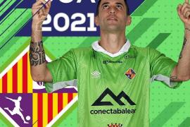 El brasileño Joao Batista renueva su contrato con el Palma Futsal