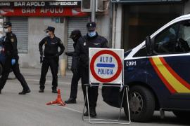 El primer día de la fase 1 en Baleares acabó con 200 actas por desobediencia
