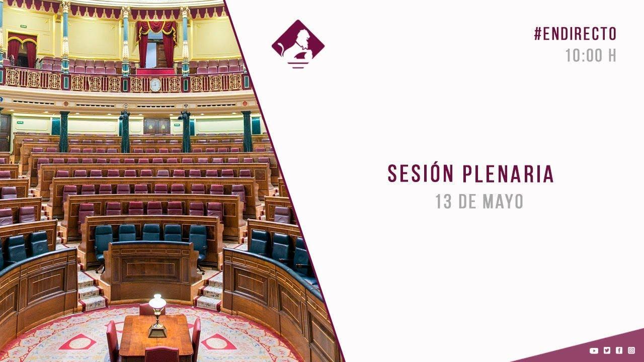 EN DIRECTO | La sesión de control al Gobierno