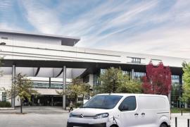Citroën salta a los eléctricos comerciales con su ë-Jumpy
