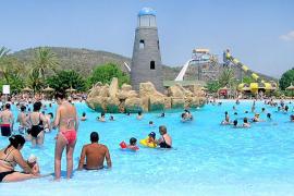 parque acuático Aqualand