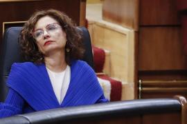 Montero pide a los partidos «no enredar» sobre el reparto de los 16.000 millones a las CCAA