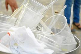 Aplazada la prohibición del plástico de un solo uso