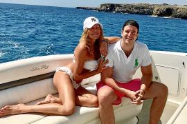 Los veranos felices de Álex Lequio en Mallorca