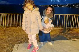 Separados de su hija de cinco años por el estado de alarma