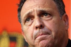 Ocho jugadores causan baja en el Mallorca de Caparrós