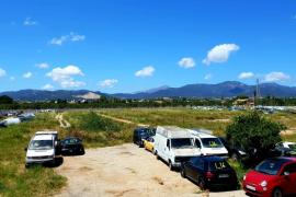 El Ajuntament de Palma saca más de 1.300 vehículos del depósito de Son Toells
