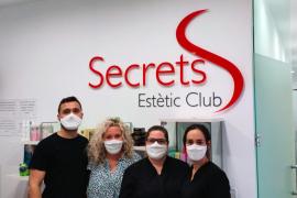 Secrets Estètic Club ofrece tratamientos de regalo a los sanitarios de Mallorca