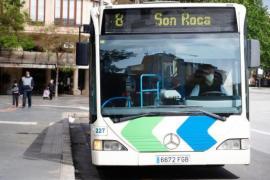 La EMT ha perdido un 80 % de pasajeros y más de 3,7 millones de euros en un mes y medio de confinamiento