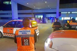 Protección Civil de Ibiza realiza 48 servicios desde que empezó el estado de alarma