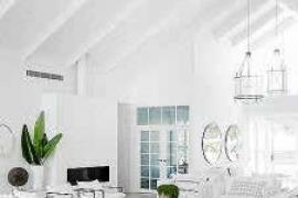 Luminosidad a través del color blanco