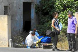 Encuentran el cadáver de un indigente que quedó atrapado hace dos meses en una cisterna de Palma