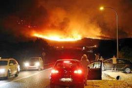 Mallorca, cada vez más propensa a los megaincendios