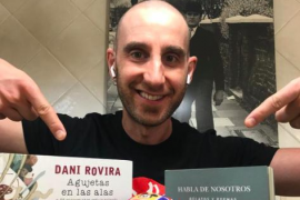 Dani Rovira se despide de Álex Lequio
