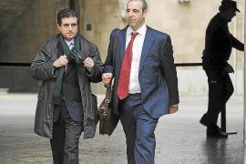 El juez remite a la Audiencia el recurso de Matas para apartarlo del 'caso Nóos'