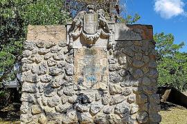 Los 25 vestigios franquistas de Inca pueden tener los días contados