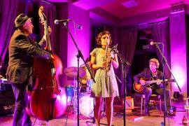 Joan Chamarro, Andrea Motis y la Glissando Big Band estrenarán el Alcudiajazz.