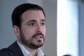 Alberto Garzón 'enciende' a los hoteleros