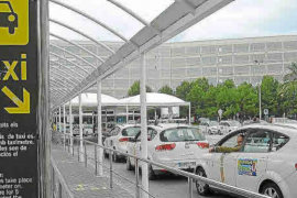 Taxistas de Palma reclaman la unificación de emisoras para afrontar la crisis