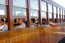 tren a sóller