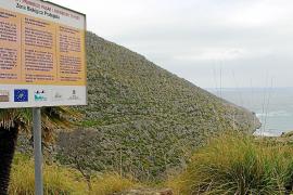 La expropiación del Camí de Ternelles hasta Cala Castell costaría 448.410 euros