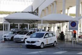 El Govern balear no autoriza subir a 16 euros la tarifa mínima del taxi desde el aeropuerto
