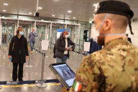 Las fronteras de Italia con la UE, reabiertas a partir del 3 de junio sin cuarentena