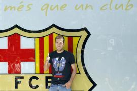 Alba llevará con el Barça el dorsal 18, el mismo de la Eurocopa
