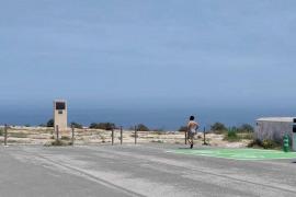 La fase 2 en Formentera: deporte a cualquier hora, excepto en el turno de los mayores
