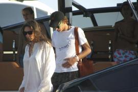 Carolina de Mónaco hace oficial el compromiso  de Andrea Casiraghi y Tatiana Santo Domingo