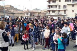 La crisis del coronavirus vuelve a retrasar las obras del colegio ses Comes