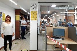 La Biblioteca de Cultura Artesana y el Museu de Mallorca, a punto para abrir