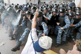 El reconocimiento de la lengua rusa desata una crisis política en Ucrania