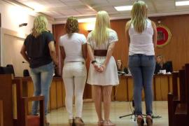 Condenadas cuatro prostitutas por vender a sus clientes cocaína y Viagra