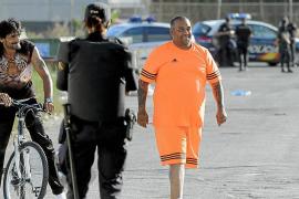 Detenida una hija del 'Ico' menor de edad con droga cuando salía de Son Banya