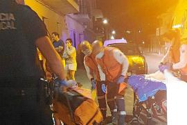 Un niño resulta herido grave tras caer desde un primer piso en Lloseta