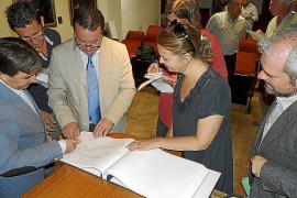El Consell se compromete a iniciar la ronda de circunvalación de Inca el próximo año