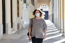 Armengol: «Podemos presentarnos como un destino que sabe controlar la enfermedad»