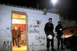 La crisis no pasa por Son Banya, que mantiene 47 puntos de venta de droga
