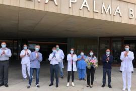 Meliá Palma Bay despide a sus últimos pacientes de COVID-19