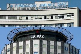 La Paz y la Fundación Jiménez Díaz son los hospitales más eficientes contra el Covid-19
