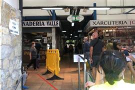 Los comerciantes de Pere Garau, preocupados por la falta de seguridad e higiene