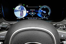La nueva pantalla del Kia Sorento elimina los puntos ciegos