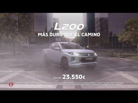 Mitsubishi lanza la sexta generación de su Pick up L200