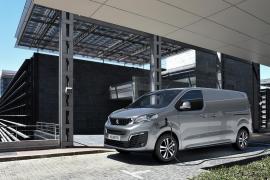 Transporte limpio y sostenible con la nueva Peugeot e-Expert