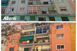 Rehabilitación de edificios en Palma: el antes y el después
